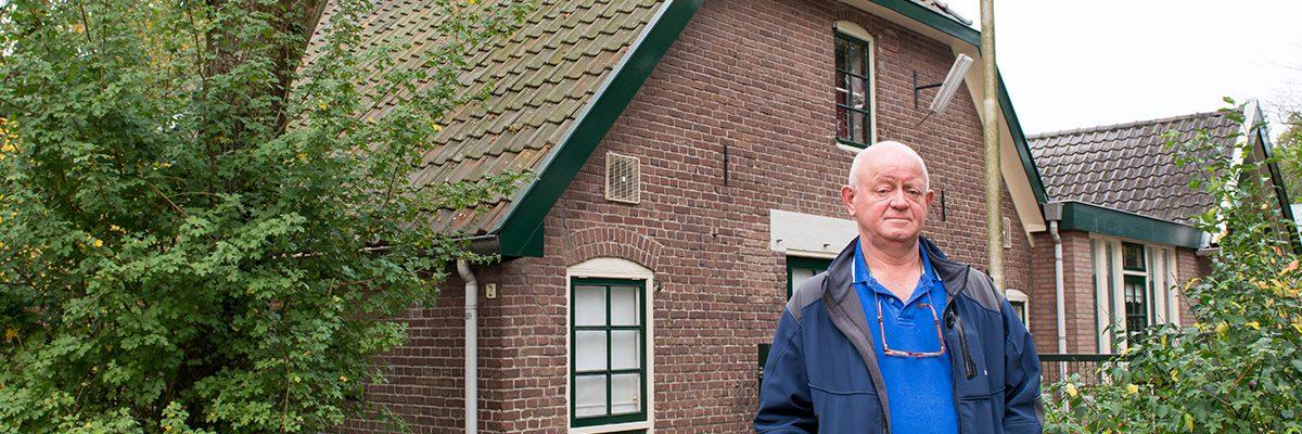 Koppel-Swoe levert voor de panden van statushouders in de gemeente Epe een huismeester. Dirk Vuijk vervult die rol. Wat doet een huismeester eigenlijk?