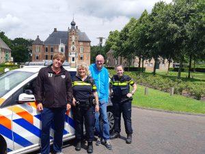 Prokkelstage Henk en Wicher bij de politie (2)