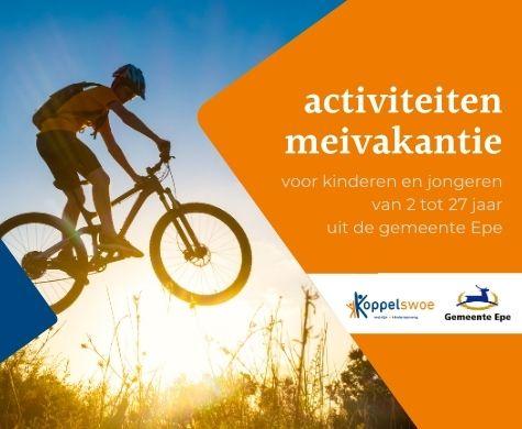 Meivakantie activiteiten voor kinderen en jongeren