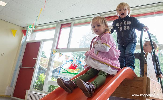 't Kwetternest peuterspeelzaal en peuteropvangisgelegen tegenover de scholen Mozaïek en Krugerstee in Vaassen.